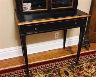 black granger writing desk