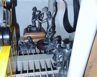 Pewter Figurines