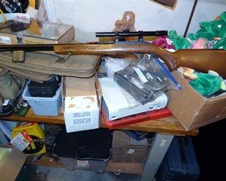 Glenfield .22 rifle