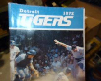 Detroit Tiger Programs