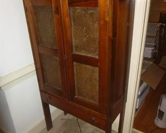 Antique Pie Safe  excellent condition