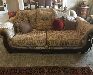 Beautiful Vintage Sofa