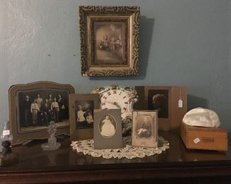 Antique photographs