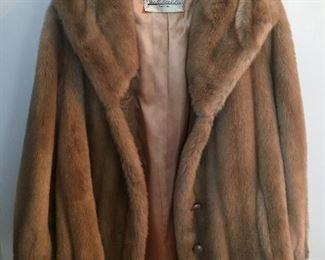 Vintage Fur Stroller
