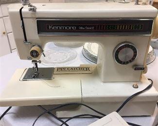 Kenmore Ultra Stitch 12 Portable Sewing Machine