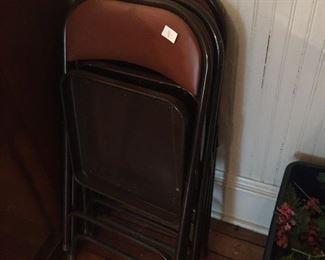 Folding Chairs (3)