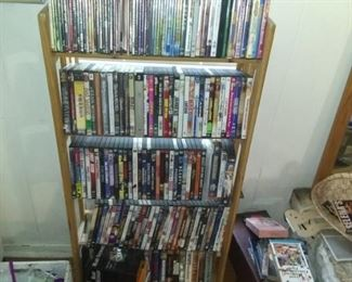 DVD movies in great shape