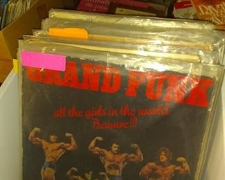 Collectible Records from 1970s