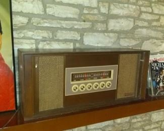 Very old Large Radio circa 1920s