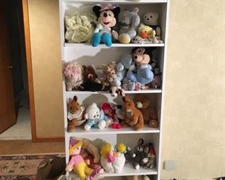 Stuffed animals, Plush
