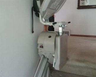 Motorized Stairlift Chair