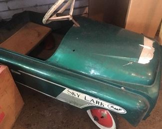 AMF SkyLark pedal car