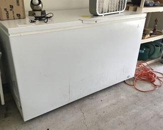 Kenmore freezer chest