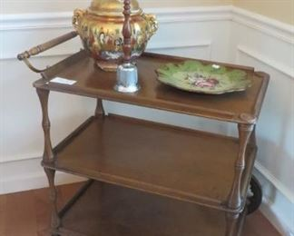 Tea Cart, Japanese Container