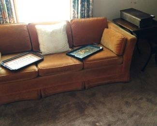Vintage 70's Sleeper Sofa