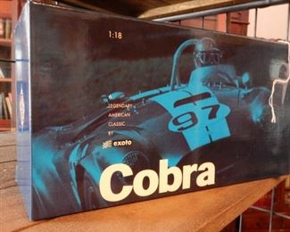 ONE OF NUMEROUS HIGH END MODEL WITH DIE CAST MODEL CARS BY AUTO ART, MINICHAMPS, PAYA, CORGI & CORGI CLASSICS, WINROSS, SPARK, RIVAROSSI, DANBURY MINT, FRANKLIN MINT AND OTHERS. MODEL TRAINS  BY ROCO, FLEISCHMANN, LILIPUT, ELECTROTRON, BACHMANN & MAGNOS.  MODEL CAR KITS BY RENWAL, MONOGRAM, PYRO, AMT & MORE, OTHER DIE CAST TOYS TOO NUMEROUS TO MENTION.S