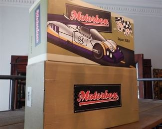 ONE OF A HUGE COLLECTION OF SCALE AUTOMOBILE REPLICAS OF ALL ERAS- WITH DIE CAST MODEL CARS BY AUTO ART, MINICHAMPS, PAYA, CORGI & CORGI CLASSICS, WINROSS, SPARK, RIVAROSSI, DANBURY MINT, FRANKLIN MINT AND OTHERS. MODEL TRAINS  BY ROCO, FLEISCHMANN, LILIPUT, ELECTROTRON, BACHMANN, MAGNOS.  MODEL CAR KITS BY RENWAL, MONOGRAM, PYRO, AMT & MORE, OTHER DIE CAST TOYS TOO NUMEROUS TO MENTION.