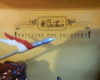 BRITAINS TOY SOLDIERS