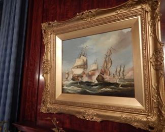 EARLY MARITIME PAINTING