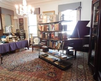 PIANO ROOM-RUG IS NOT FOR SALE
