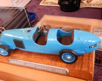 LIMITED EDITION MODEL CARS