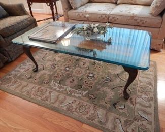 COFFEE TABLES AND RUGS