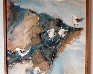 Hoffman - 5 Gulls