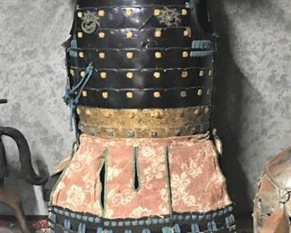 Authentic Edo Period Samurai Armor