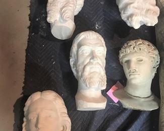 Antique Marble Sculpture