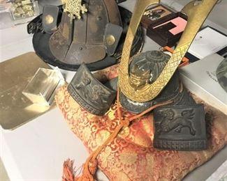 Authentic Samurai Helmets