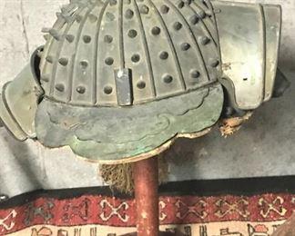 Authentic Samurai Helmet