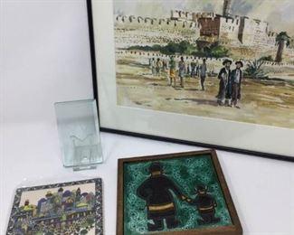 Judaic Art/Decor https://ctbids.com/#!/description/share/215138