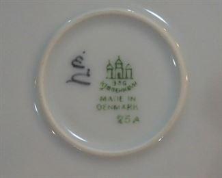 B&G porcelain set