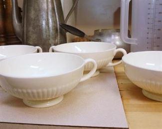 Wedgwood Etruria  two-handle soup bowls
