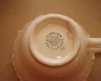 Wedgwood Etruria  porcelain set