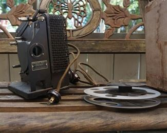 Vintage Kodak projector