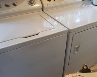 Maytag Washer and Dryer...$135 for each. PRESALE. Call if interested. Heavy Duty in good condition.