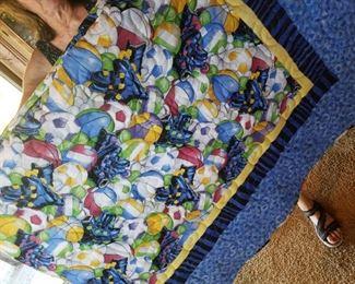 Handmade Quiltls