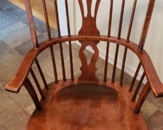 Nichols and Stone chairs (2)