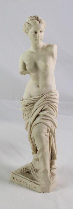 """Vintage Italy Venus De Milo Statue (10""""H)"""