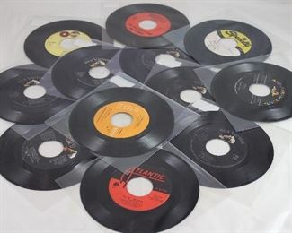 Vintage 45 Records.  Several by Elvis Presley