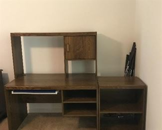 One of three desk we will be selling