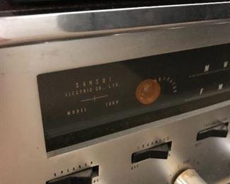 Sansui model 1000 receiver