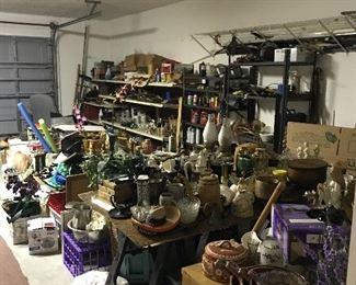 Garage & kitchen still a work in progress! Check back for updates!