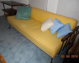 Vintage MCM Sofa