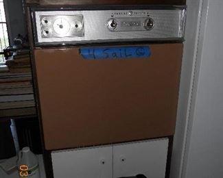 Vintage Built-in Oven
