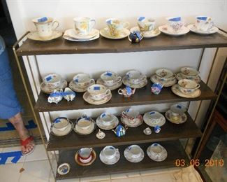 Tea Cup Sets - Some Shelly