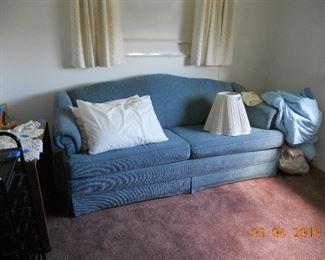 Hide-A-Bed sofa