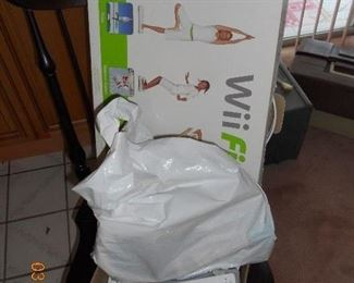 WII Fit System