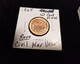 2 Cent Piece